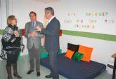 El Alcalde inaugura la sala de estimulación multisensorial de la residencia de Afapade