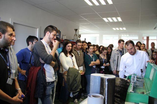 Clausura el IV Congreso Nacional de Estudiantes de Arquitectura Técnica e Ing. de Edificación - 1, Foto 1