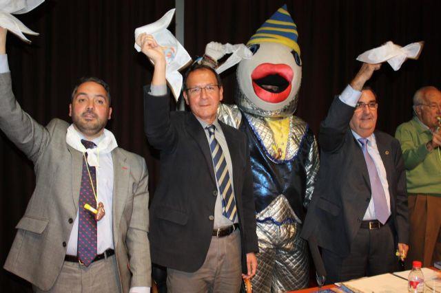El Alcalde asiste a la presentación de la revista sardinera más madrugadora - 1, Foto 1