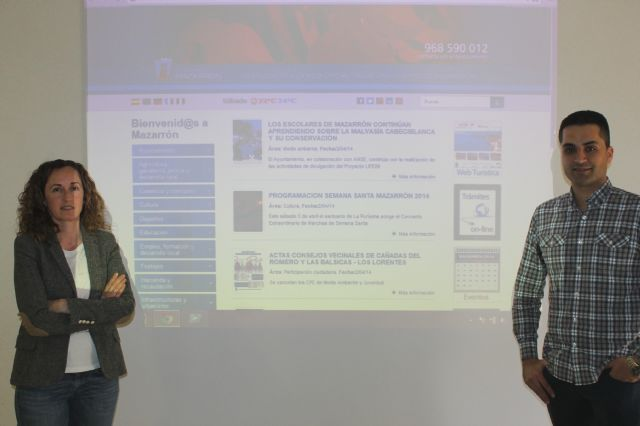 Una nueva imagen web más fácil, intuitiva y dinámica, Foto 1