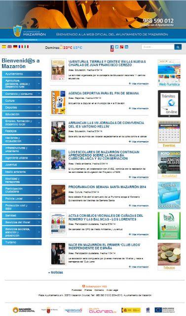 Una nueva imagen web más fácil, intuitiva y dinámica, Foto 2