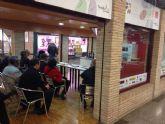 Vinos y productos típicos de la Región se dan cita en el Aula de Cultura Gastronómica Raimundo González