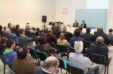 Empresarios de Puerto Lumbreras conocen el nuevo mercado de energía en la Región y formas de ahorrar en la factura de la luz