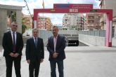 La Asociación de Comerciantes y la de hosteleros llegan a un acuerdo para el uso del parking de Entrevías