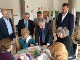 Los Alcázares aumentará en 18 el número de plazas residenciales para mayores a partir de junio