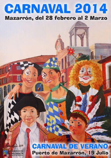 Festejos celebra este jueves 10 la primera reunión del 'carnaval de verano', Foto 1