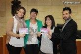 Omara Romero y Celia Cobos ganan el I concurso en Facebook Igualiza-T organizado con motivo del D�a Internacional de la Mujer Trabajadora