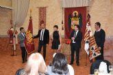 Presentado oficialmente el nuevo grupo cristiano 'Caballeros y Damas de los Reyes Católicos de Archena' de las Fiestas Patronales de Archena