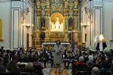 La 'Maestro Eugenio Calderón' estrena en concierto la marcha '¡¡Resucitó!!'