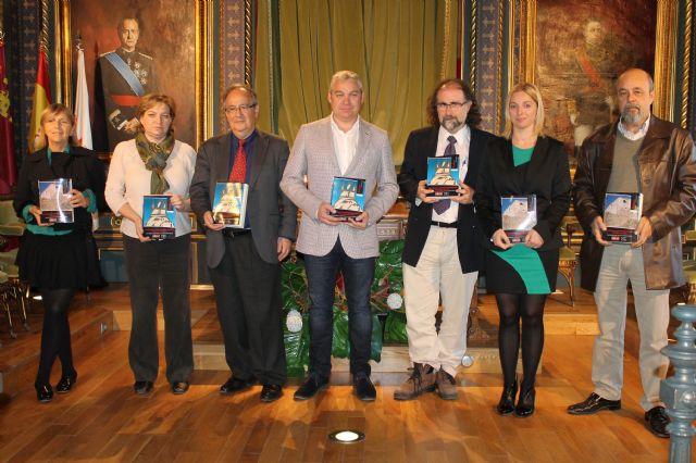 Presentadas las actas del Congreso Internacional sobre Felipe II y Almazarrón, Foto 1