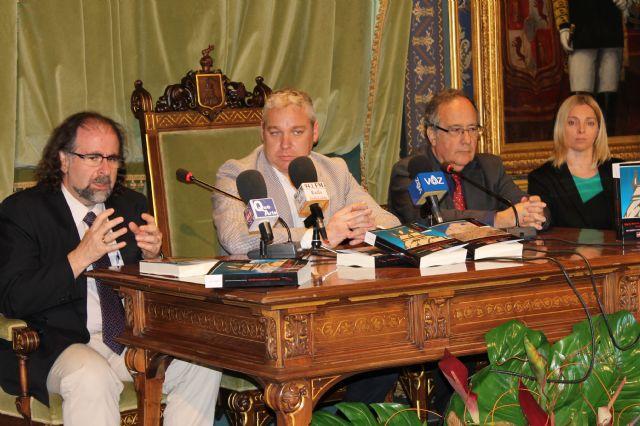 Presentadas las actas del Congreso Internacional sobre Felipe II y Almazarrón, Foto 2