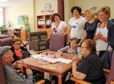 Nuevo convenio de colaboración para prestar servicios a 41 mayores en el Centro de Día de Puerto Lumbreras
