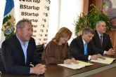 Ayuntamiento y Banco Sabadell firman un convenio para facilitar financiación a emprendedores locales