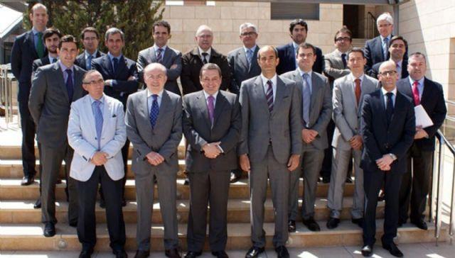 GRUVENTA califica como muy enriquecedor el encuentro mantenido con José María Albarracín, Presidente de CROEM - 1, Foto 1