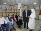 El Instituto Murciano de Acción Social incrementará 20 plazas más para personas mayores en el municipio de Molina de Segura
