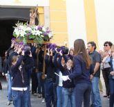 Puerto Lumbreras celebró su Procesión Infantil 2014