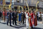 San Pedro del Pinatar celebra el Domingo de Ramos con las procesiones de Las Palmas y Jesús Triunfante