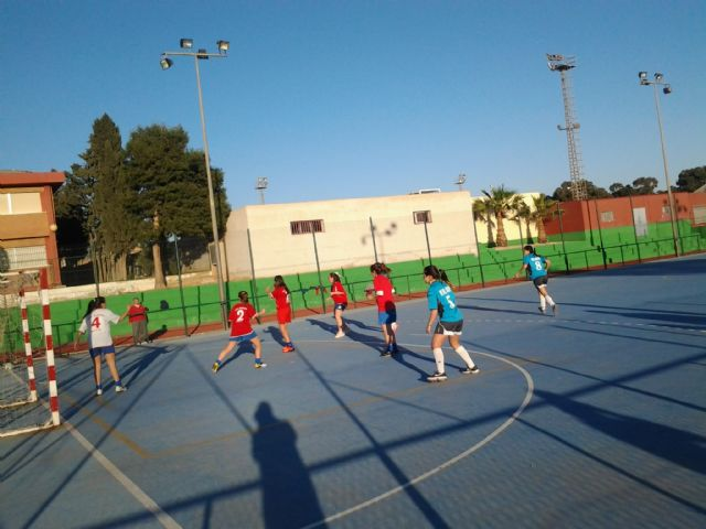 5 equipos mazarroneros al asalto de finales y semifinales en Deporte Escolar, Foto 3