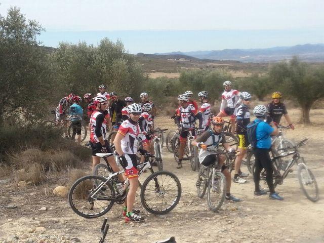 La iniciativa ciclista '12 meses 12 rutas mtb' cuenta con premio, Foto 1