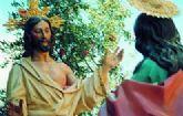 Molina de Segura pone fin a la Semana Santa con el espectacular desfile procesional de Domingo de Resurrección