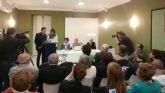 La lumbrerense Mª José Sevilla presenta su libro 'Mi nombre es Ana' en la Casa de los Duendes de Puerto Lumbreras