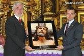 La Cofradía del Santísimo Cristo de la Agonía de Totana se hermana con la Agrupación Santa Agonía (Marrajos) de Cartagena