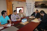 El ayuntamiento y SabadellCAM sellan un acuerdo para fomentar el emprendedurismo