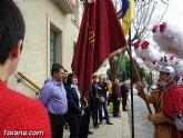 """Mañana tendrá lugar la tradicional ceremonia de entrega de la bandera a los """"Armaos"""""""