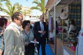 Miles de personas visitarán la Feria Outlet de Santiago de la Ribera hasta el próximo domingo
