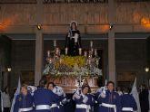 Viernes Santo en Alcantarilla, procesión del Santo Entierro