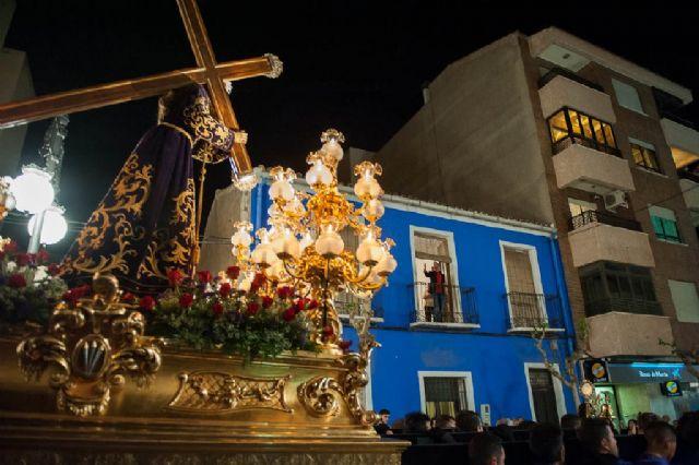 Mazarrón se emociona con tres intensos días de pasión cofrade, Foto 3