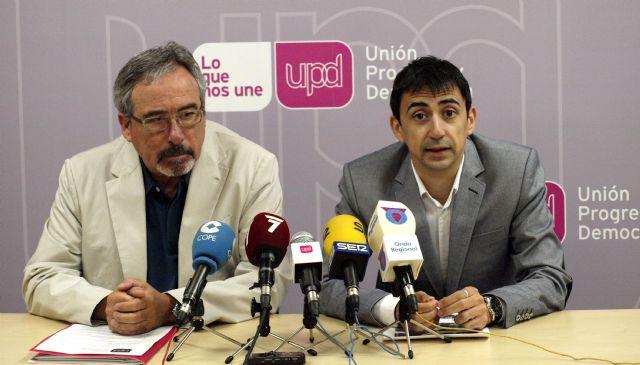 UPyD: El Bando de la Huerta nunca será un referente turístico fuera de la Región celebrándose un martes - 1, Foto 1