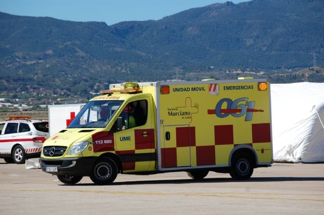 La Gerencia de Urgencias y Emergencias Sanitarias programa un dispositivo especial para el día del ´Bando de la Huerta´ - 1, Foto 1