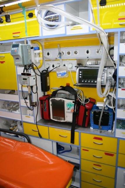 La Gerencia de Urgencias y Emergencias Sanitarias programa un dispositivo especial para el día del ´Bando de la Huerta´ - 2, Foto 2