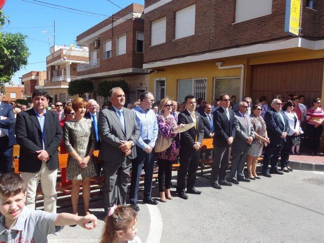 El Alcalde asiste a la presentación de una nueva cofradía en Los Garres - 2, Foto 2