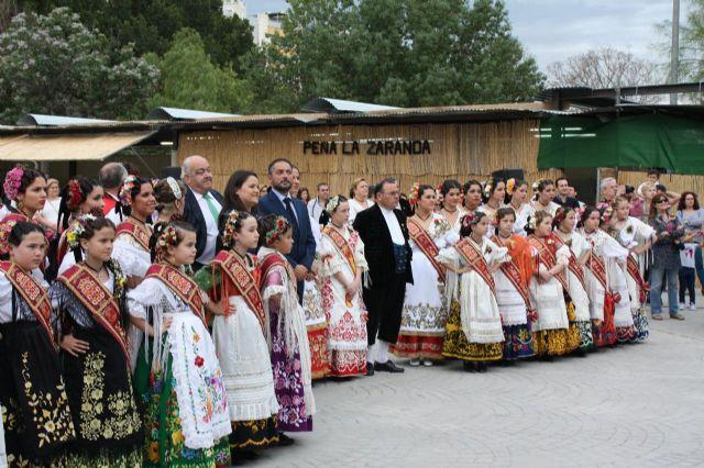 Las barracas dan la bienvenida a las Fiestas de Primavera 2014 - 3, Foto 3
