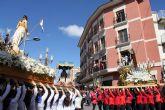 Puerto Lumbreras culmina su Semana Santa con la procesión del Encuentro