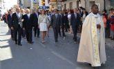 La Semana Santa pinatarense finaliza con el tradicional Encuentro del Domingo de Resurrección