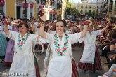 El grupo de Coros y Danzas 'Ciudad de Totana' participa el próximo martes en el Bando de la Huerta de Murcia