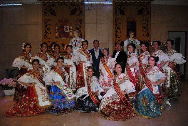 Las Reinas de la Huerta visitan la Delegación - Fiestas de Primavera 2014 - 1, Foto 1