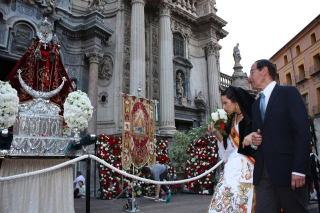 Murcia viste de flores a la Patrona - 2, Foto 2