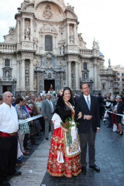 Murcia viste de flores a la Patrona - 3, Foto 3