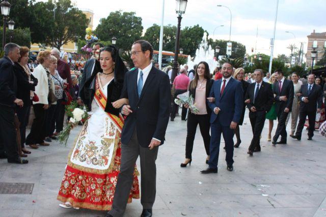 Murcia viste de flores a la Patrona - 4, Foto 4