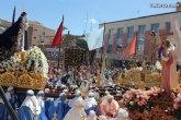 La alcaldesa agradece al conjunto de cofradías y hermandades por la armoniosa celebración de la Semana Santa 2014