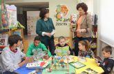 Puerto Lumbreras organiza el 'Mes del Libro' con iniciativas culturales para el fomento de la lectura