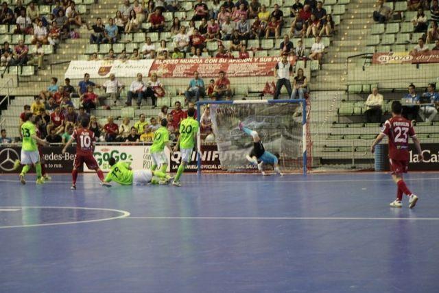 Álex: Ahora sólo dependemos de nosotros mismos. Nos traeremos los 3 puntos a Murcia con el objetivo cumplido - 1, Foto 1