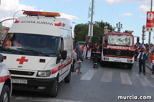 La Consejería Presidencia y Empleo resalta la labor desarrollada por los equipos de emergencia durante el Bando de la Huerta - 1, Foto 1