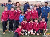 Los benjamines del Granada se hacen con el Torneo de Fútbol 8