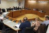 El Pleno abordará la aprobación de una ordenanza reguladora
