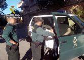 La Guardia Civil detiene a tres personas presuntamente relacionadas con un delito de tentativa de homicidio